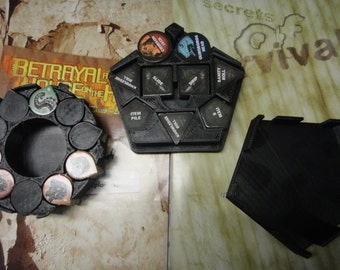 Betrayal At House On The Hill  Game Gear