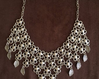 Game of Thrones Style Necklace, Ottoman Style Necklace,