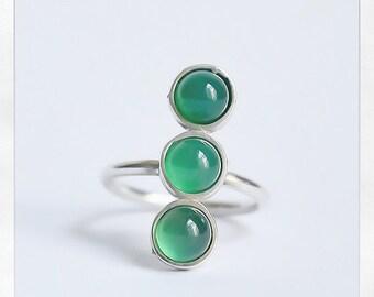 Three Maries Ring 6mm