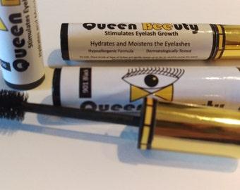 Eyelash Growth Black Waterproof Mascara Eyelashes Longer and Stronger. Eye Mask make-up No. 1 Best Seller Hydrates and Moistens Eyelashes