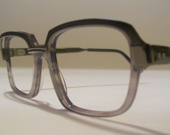 Vintage eyeglasses frame ref 146 years 80 Optical Lun modus