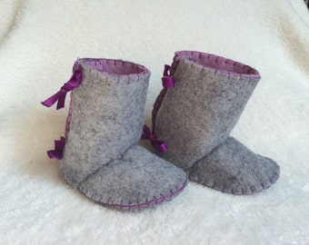 Lil' Buggs Baby Booties