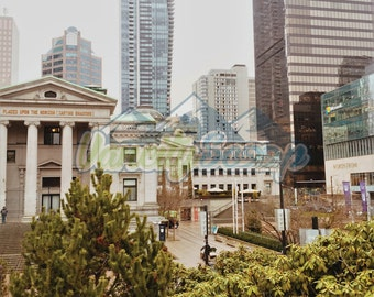 Vancouver Art Gallery - Downloadable Digital Photo