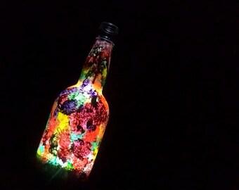 Bottle Lampshade
