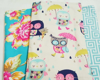 Burp Cloths (Set of 3)