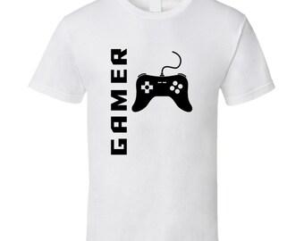 Gamer Video Games Controller Gaming T-shirt