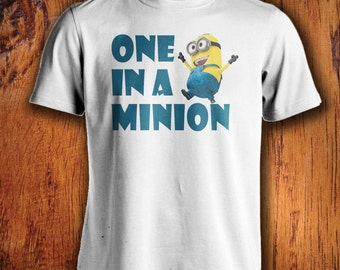 Minion shirt | Etsy