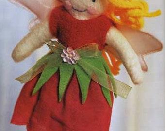 Fairy Fleece Doll