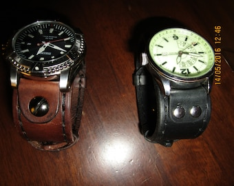 Hand Made Leather Watch Band/Strap