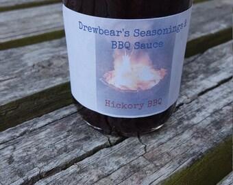 Drewbear's BBQ Sauce - Original Hickory