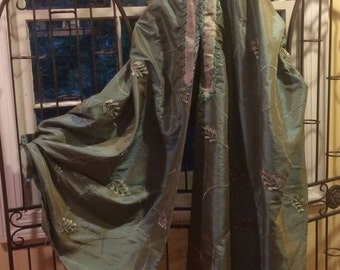 Silk tallit