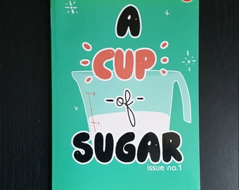 Comic Book- A Cup of Sugar vol.1