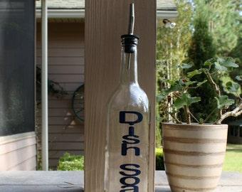 Dish Soap Dispenser/Liquid Dish Soap Bottle/Kitchen Bottle/Dish Soap Bottle/Soap Dispenser