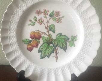 Spode Glendale Gooseberry Luncheon Plate