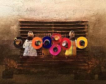 Peru schilderij etsy - Volwassen kamer trend ...