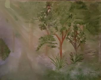 Sunlit Meadow