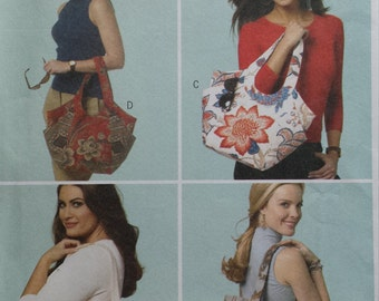 Butterick 5658 Bag Sewing Pattern