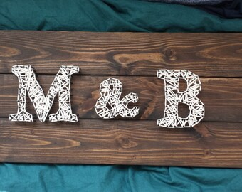 Rustic Style Sign