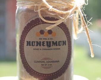 Honeymon--All purpose cinnamon and honey sweetener