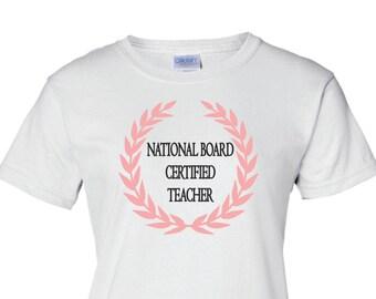 NBCT shirt
