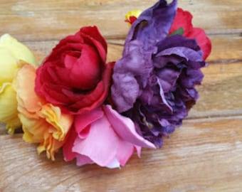 Roma Floral Headband
