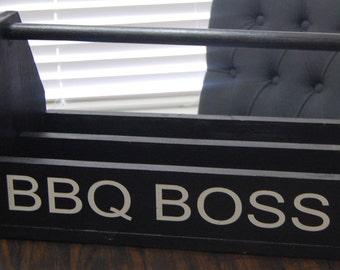 BBQ Sauce Caddy