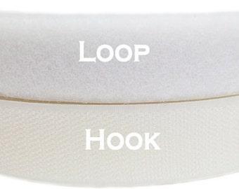 1 inch Sew On Velcro Hook and Loop type Fastener