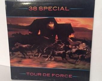 38 Special, Tour De Force, Used Vinyl, LP