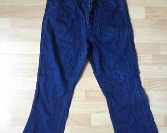 Vintage 70's Jeans in Blue
