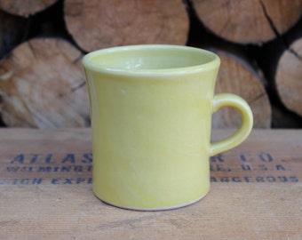 Yellow Mug #4