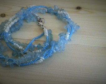 Multistrand Necklace/Bracelet