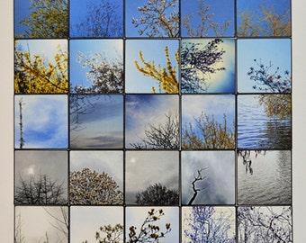 Glimpses. set of 35 photographs