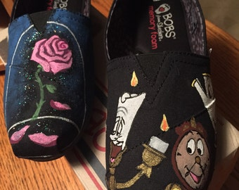 Beauty and the Beast Shoes for Children