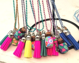 SIESTA KEY BEACH Charm Necklace