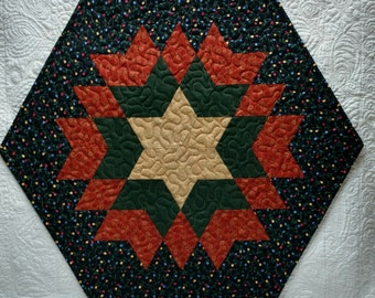 Around The Star Quilt