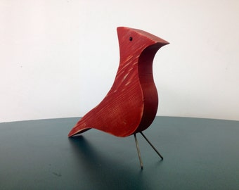 Yard Bird - The Cardinal  Art object by Jonathan Sebastian
