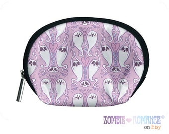 Ghost Cosmetic Bag PINK!