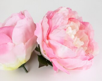 Extra Large Peony in Pink - Artificial Flower - ITEM 0250