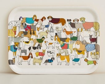 Dog Collection Tray
