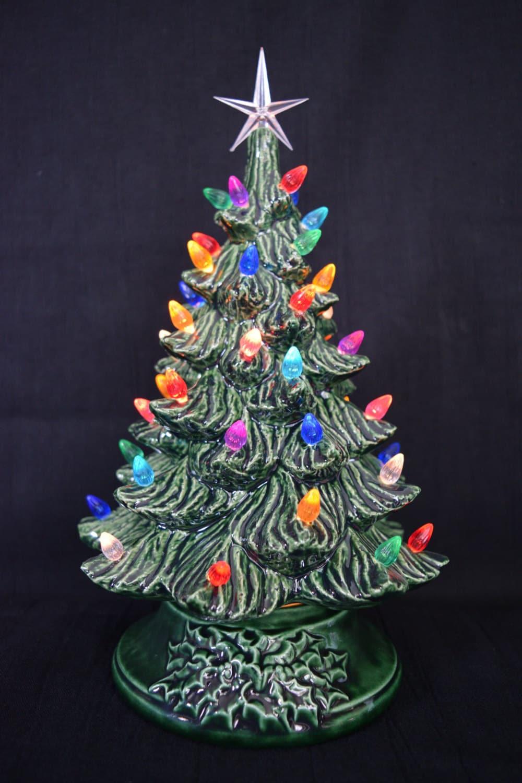 Top 28 Ceramic Christmas Tree With Lights Ceramic