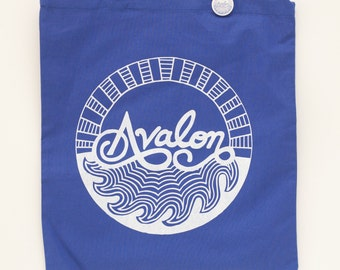 avalon new jersey tote bag