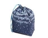 Harry Potter Knitting Project Bag, Harry Potter Bag