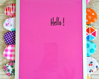 Pink Petal Dry Erase Board -- The Perfect Gift!