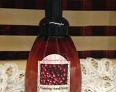 Foaming Hand Soap Cranberry Moeggenborg Sugar Bush