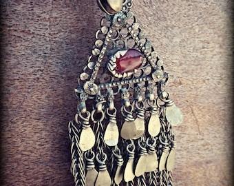 The Feminine Divine II - Tribal Necklace