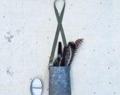 vintage c. 1940s bait box / purse