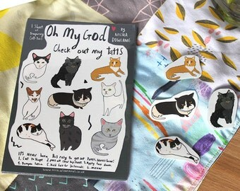 Cat Tatts Temporary tattoos