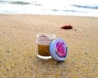 Beach Rose Tooth Powder . natural mouth care