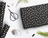 Stars and Dots Gift Wrap