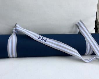 Personalized Yoga Mat Strap, Case, monogrammed